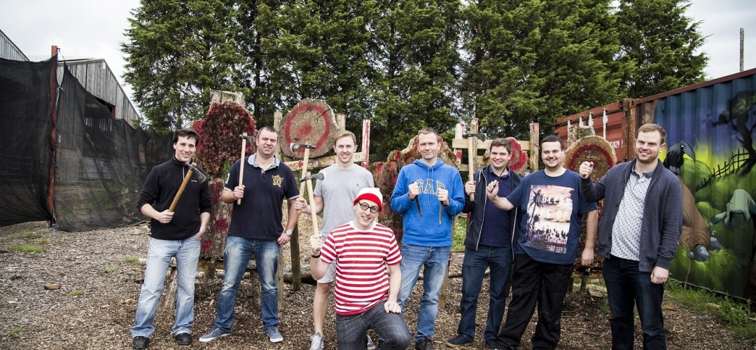 Bristol Max Power Axe Throwing