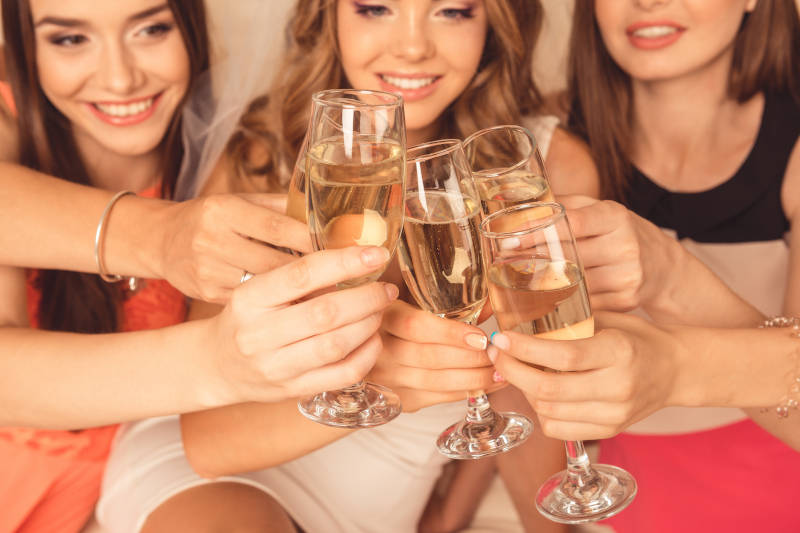 Top 10 Hen Party Drinking Games