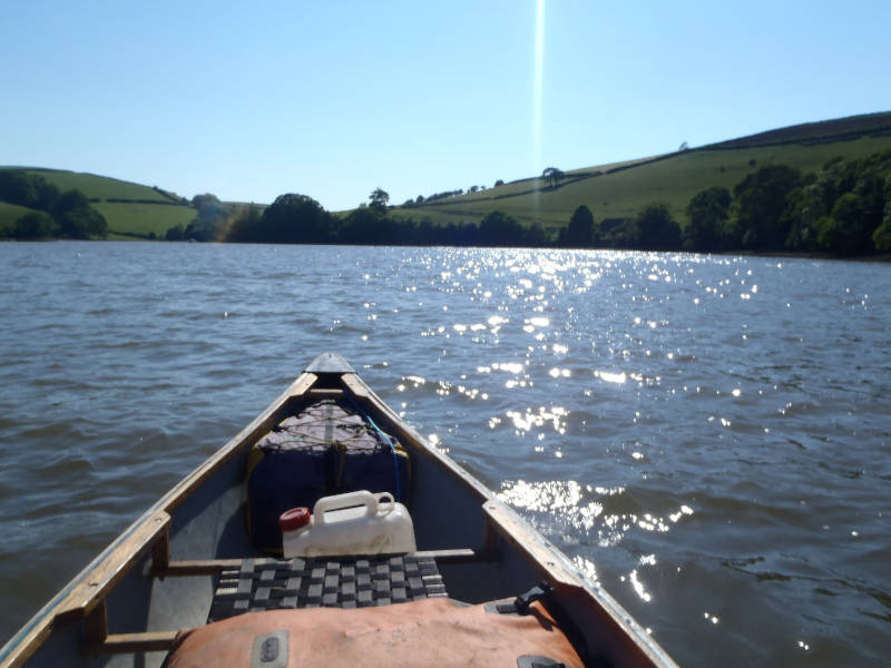 Get out on a canoe on your summer stag do