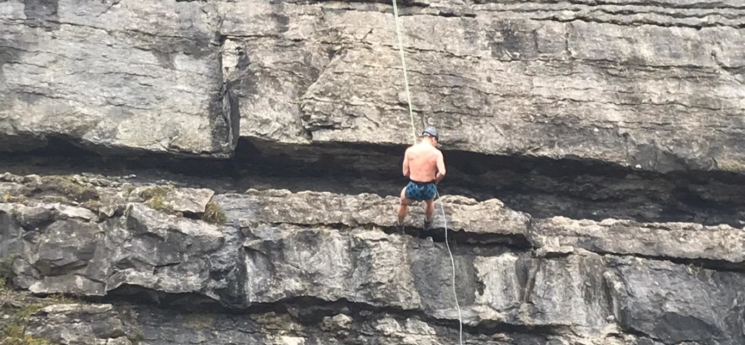 Awesome Adventure Climbing & Abseiling