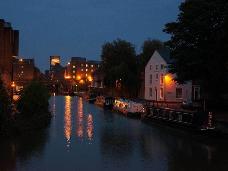 Chester is great as part of a canal boat stag do trip