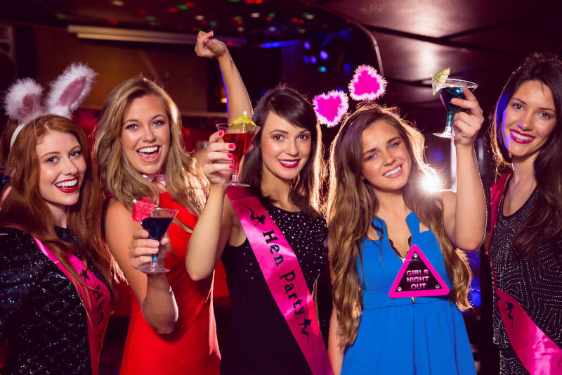 The Best Hen Party Themes