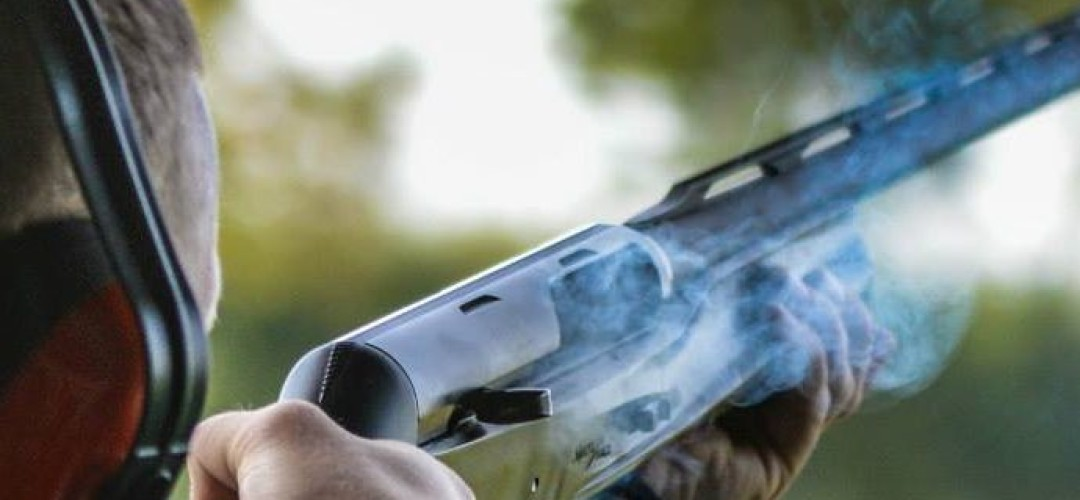 Newcastle Action Weekend Clay Pigeon Shooting - 25 Clays nr Newcastle (1 Hour)
