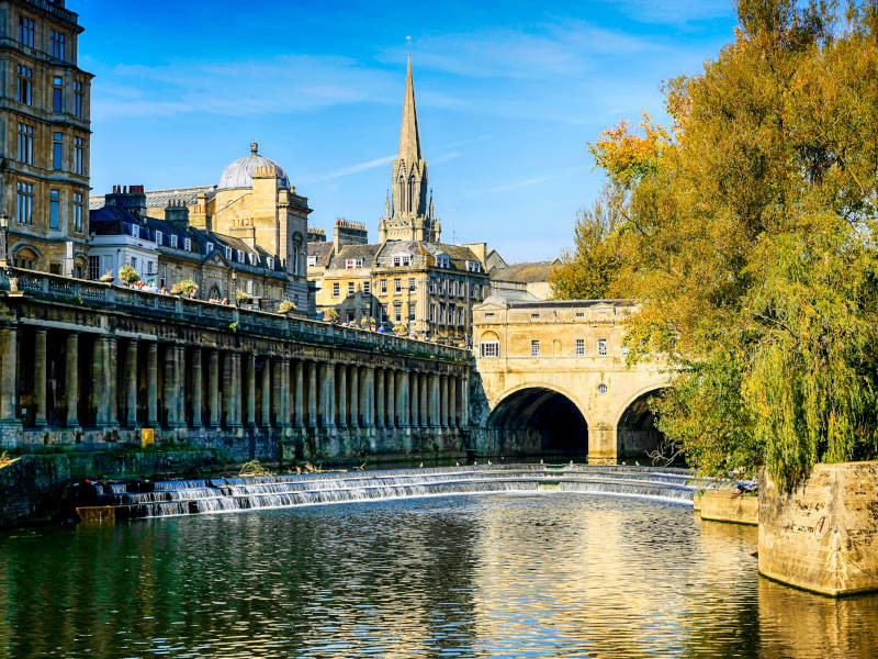 Bath is an amazing hen do destination