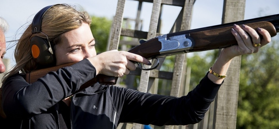James Bond 007 Package  Clay Pigeon Shooting