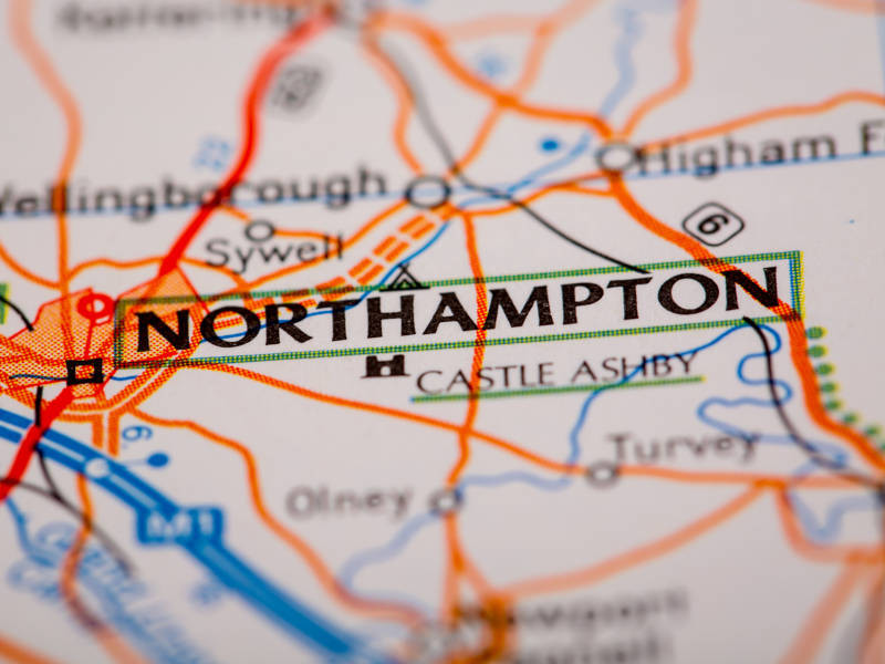 Northampton is one of our favourite Midlands stag do destinations