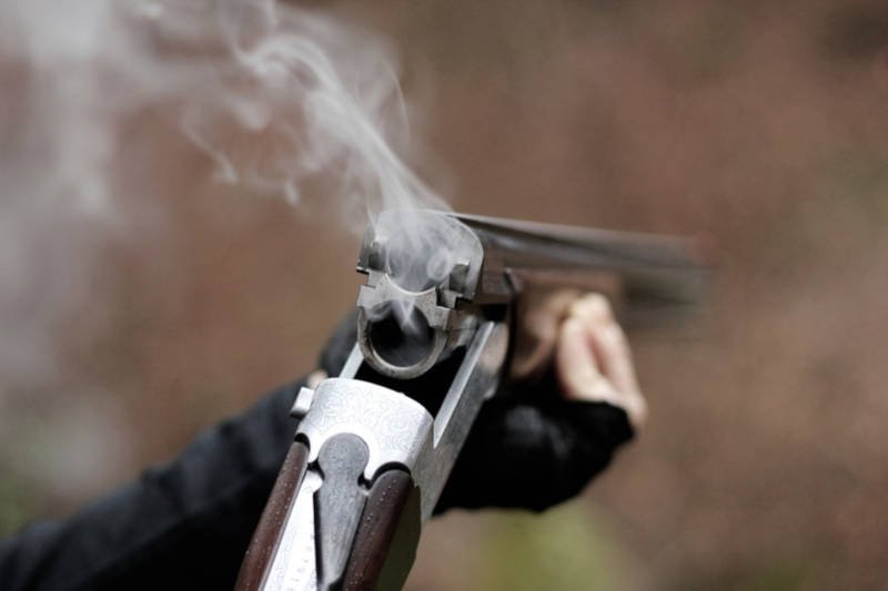 Clay pigeon shooting is a great summer stag do activity