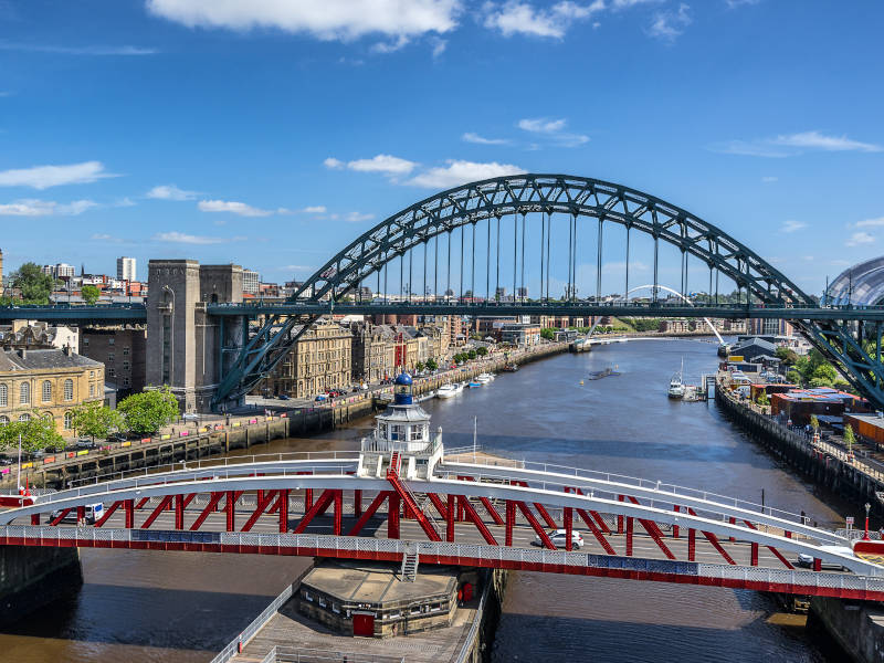 Newcastle is a great northern stag do destination