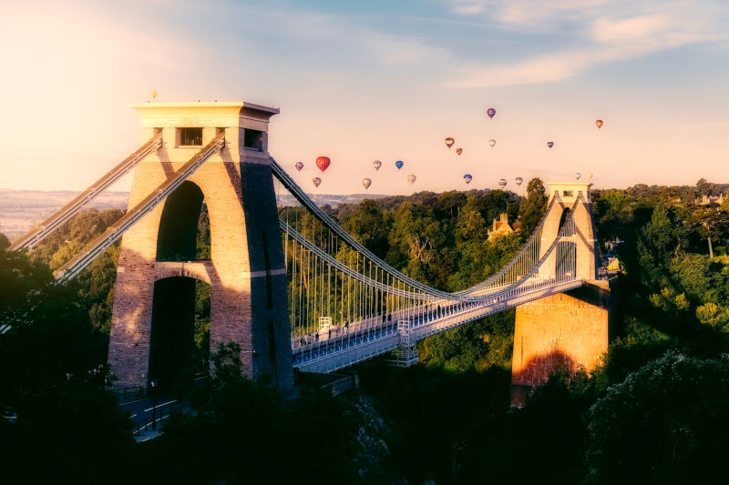 Free Bristol Suspension Bridge Tours