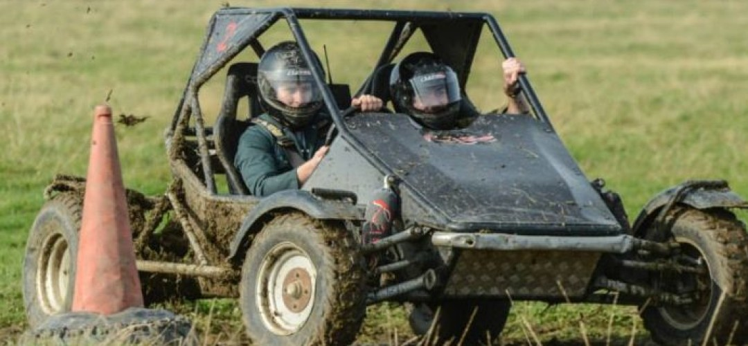 Newcastle Action Weekend Rage Buggies