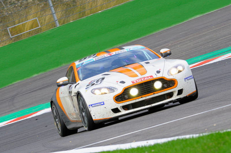 Drive an Aston Martin Vantage as part of your James Bond Stag Do