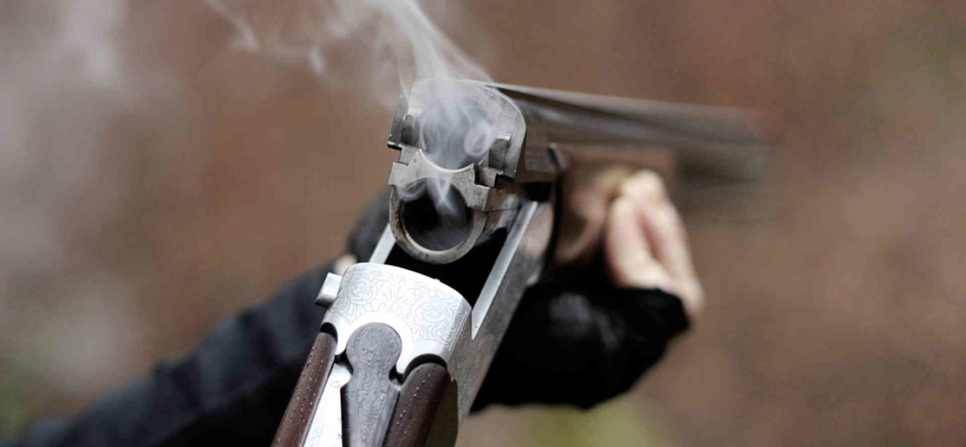 Only Fools & Corpses from £125pp Clay Pigeon Shooting