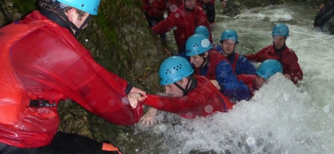 Awesome Adventure Exciting Gorge Walking in Glynneath