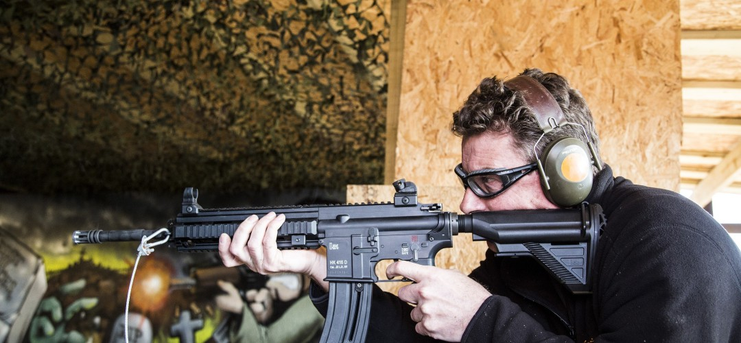 Bristol Max Power Assault Rifle Shooting (Sat)