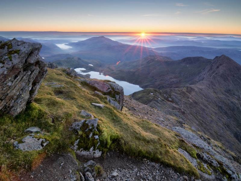 Snowdonia National Park is the epitome of an off-grid stag do destination