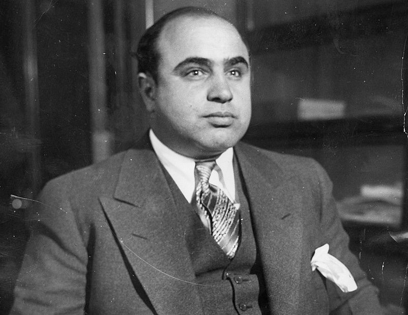Al Capone found trouble in the Prohibition and The Bootlegger is based around this time making it a great stag do Bar in Bristol