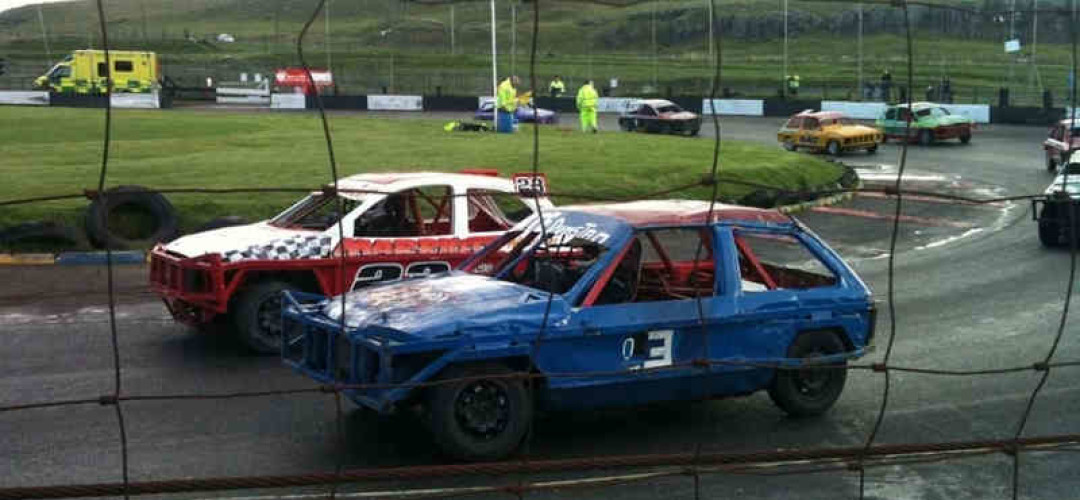 Bangers & Smash Weekend Extreme Dodgems Banger Racing Day
