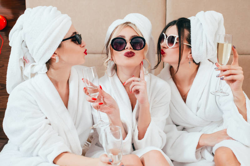 Hen Party Spa Weekends