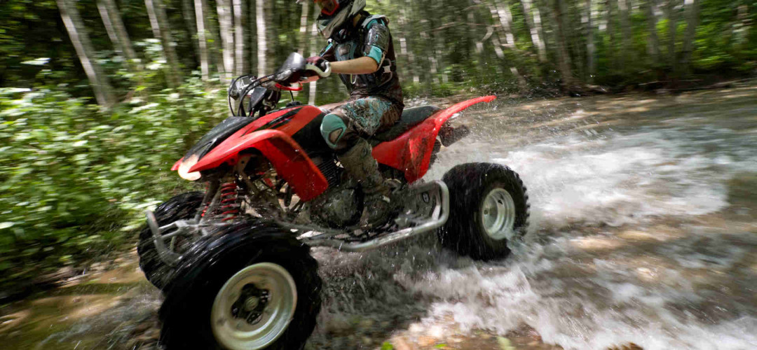 Bristol Max Power Off Road Quad Biking Trails