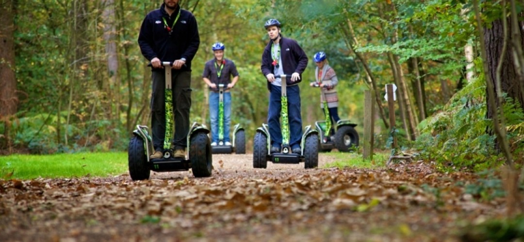 Bristol Max Power Segways Experience in Bristol