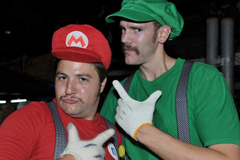Stag Do Fancy Dress & Themes