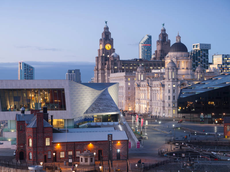 Liverpool is a great hen party destination