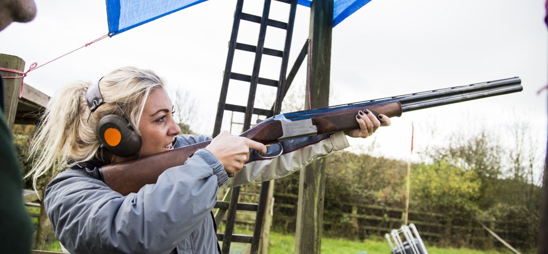 Bristol Max Power Clay Pigeon Shooting