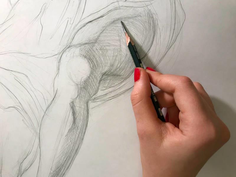 Life Drawing as a Nottingham Hen Do Idea
